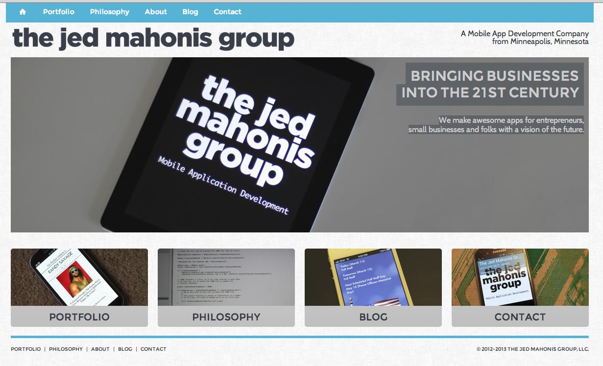 jedmahonisgroup.com version 2.0